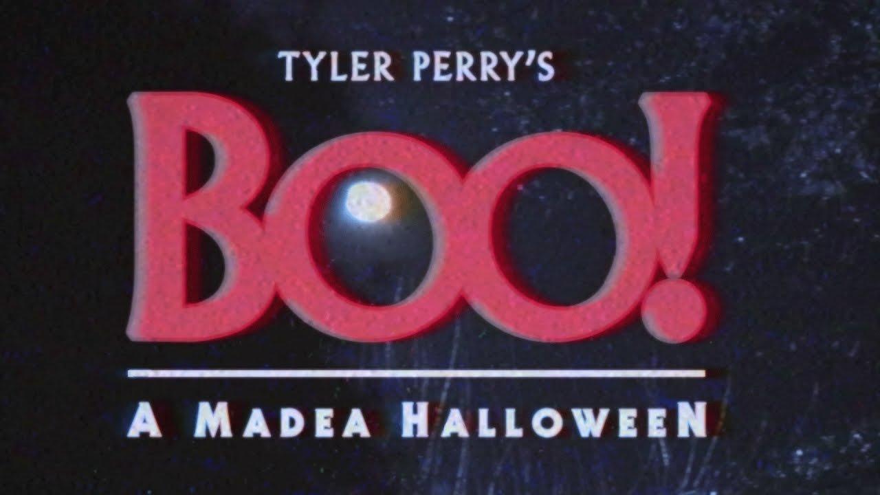 Download Boo! A Madea Halloween (2016 Movie – Tyler Perry) Retro Trailer