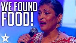 Annalakshmi Captures Judges Senses on SA's Got Talent 2017