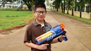 Nerf Rival Artemis XVII-3000(Thai/ไทย Review)