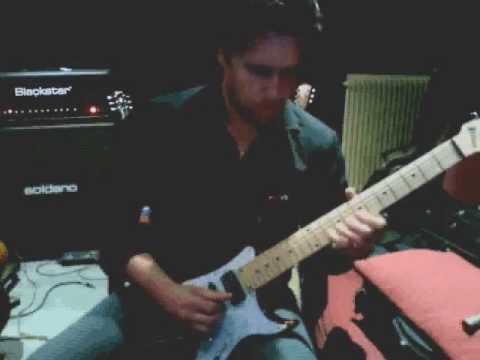 Fusion guitar legato