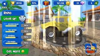Beach Buggy Racing Rhino Car 100 HP Championship Android Gameplay