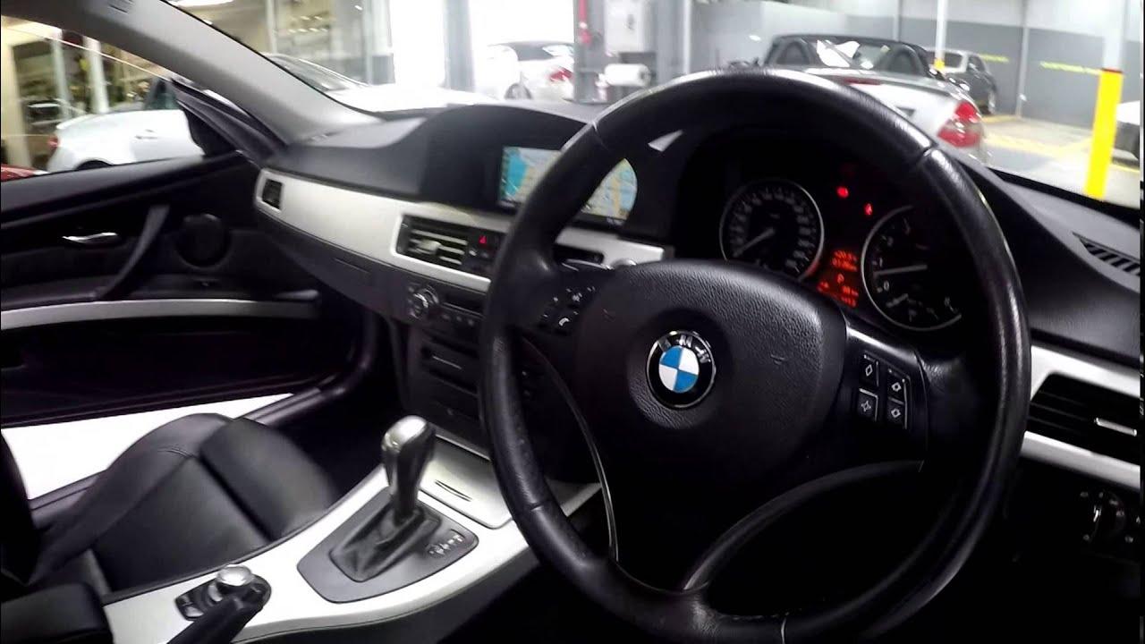 BMW 335I COUPE 2006 TWIN TURBO SN1011033 0002  YouTube
