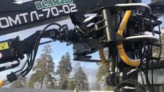 Манипуляторы для леса, Омтл, Сф, Лв, Логлифт
