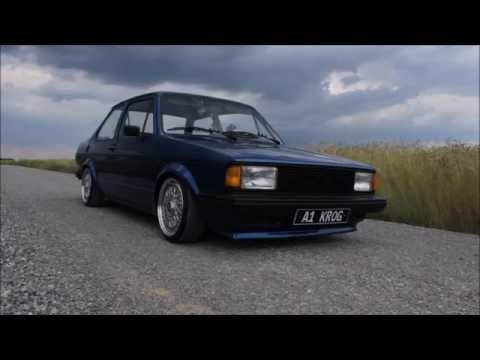 VW Jetta A1 Coupe 1982 (A1 KROG)