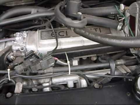 Hyundai Santamo 20 DOHC 16v  YouTube