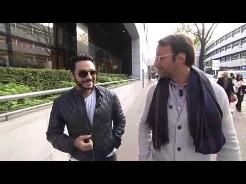 Tamer Hosny Exclusive Interview / Paris