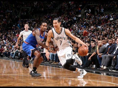Jeremy Lin Scores 24 Points Against Knicks