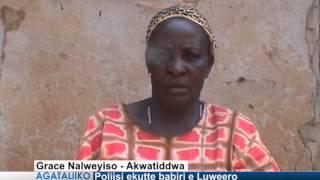 Poliisi ekutte babiri e Luweero thumbnail
