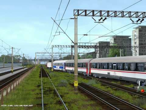 EA 769 Plecand Din Gara De Nord In Trainz Simulator By AdySoft