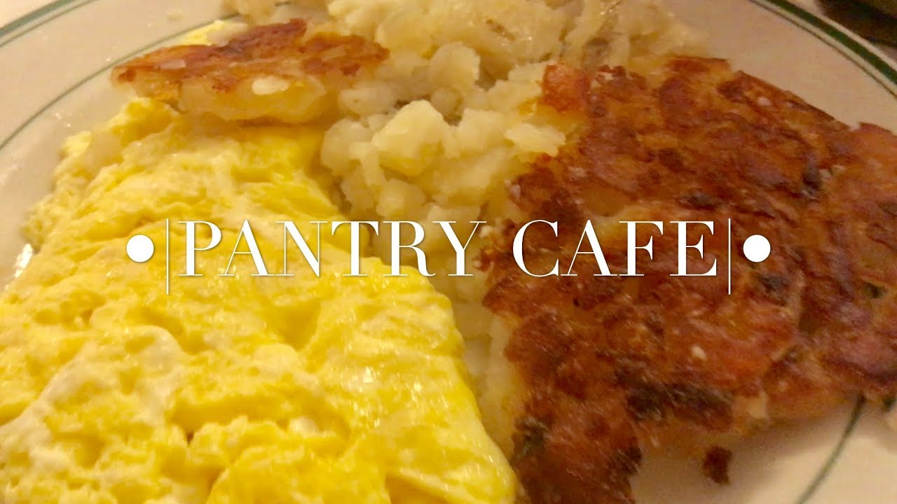 THE ORIGINAL PANTRY CAFE IN LOS ANGELES,CA #CARLOSJR84EATS