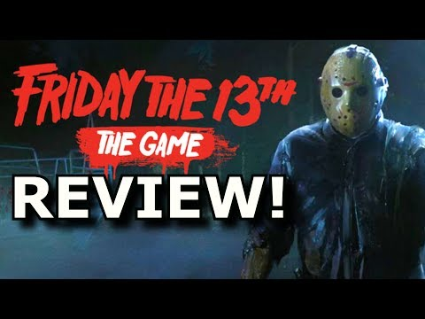 Friday the 13th Game Review! Great Gory Multiplayer? (PS4/Xbox One)