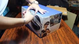 Playstation VR Unboxing Español