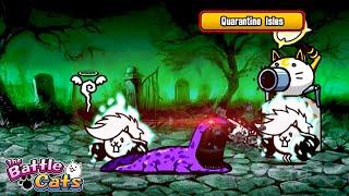 Big Sal bully time 🌚   The Battle Cats (Quarantine Isles)