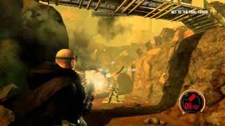 Red Faction Armageddon Path to War DLC: Walkthrough - Part 3 - 5 days after