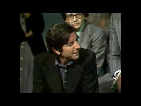 Leonard Cohen - Interview French TV (1976)