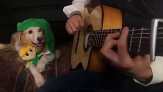 The Legend of Zelda - Main Theme / Overworld Theme (Fingerstyle Guitar)