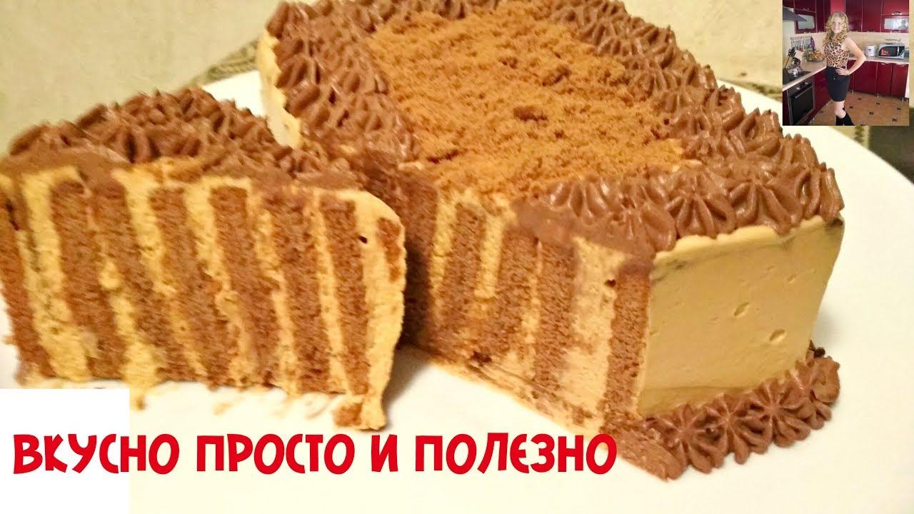 Торт без выпечки просто и вкусно 7