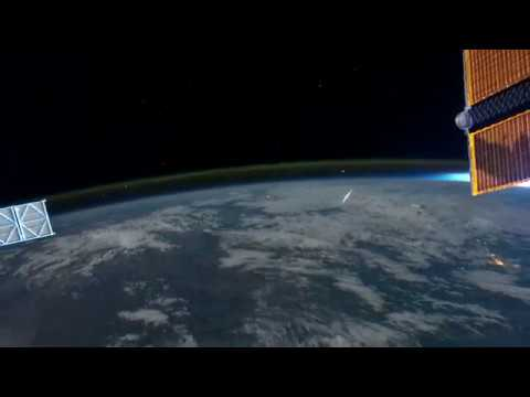 NASA: View of a meteor