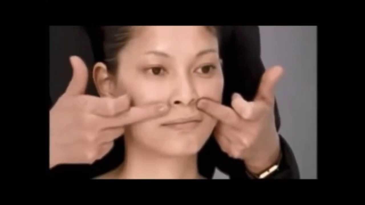 Японский массаж лица Асахи Зоган. Видео (русская озвучка) изоражения