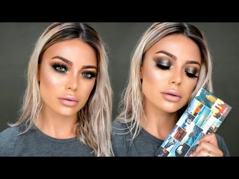 FULL FACE UD WITH BORN TO RUN PALETTE - Dilan Sabah