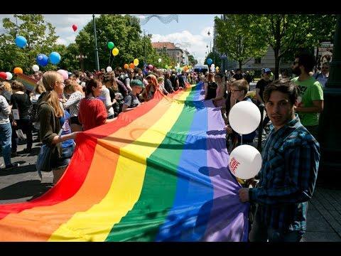 LGBT eitynės Vilniuje