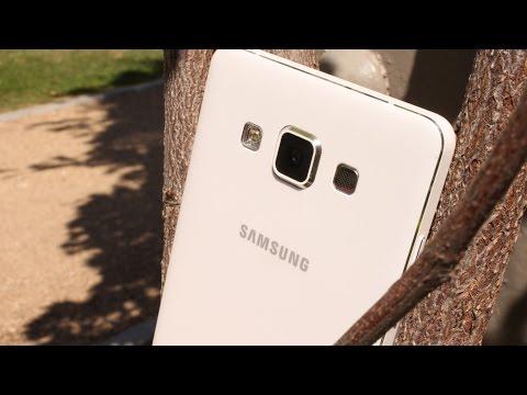 Samsung Galaxy A5 - Review completa en español