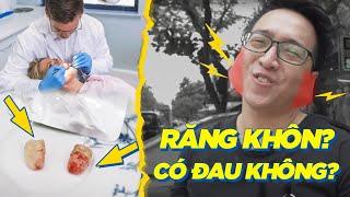 Tạm biệt chú RĂNG KHÔN - Dinh dưỡng khi bị chấn thương | An Nguyen Fitness