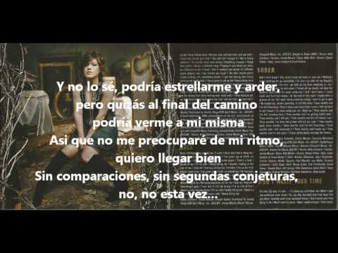 Kelly Clarkson - Sober [Traducida]