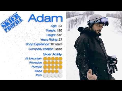 Adam's Review - Nordica Avenger Skis 2014 - Skis.com