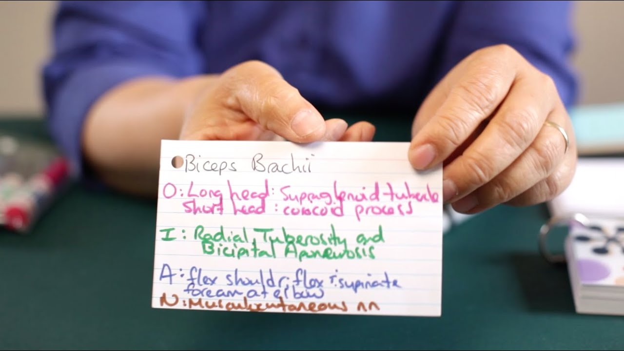 Make Your Own Flash Cards - YouTube