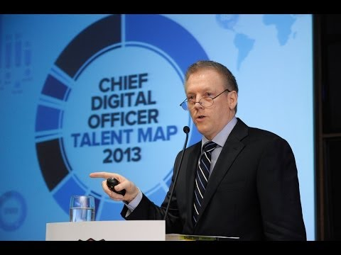 Chief Digital Officer Talent Map: David Mathison at the CDO Summit (NYC Feb 2013)