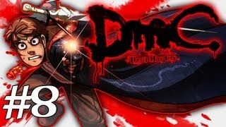 How Dante Got His Groove Back - DMC - Devil May Cry Gameplay / Walkthrough w/ SSoHPKC Part 8 - You Followin
