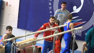 Турнир по спортивной гимнастике