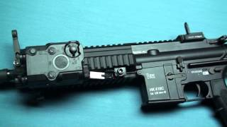 We Bulldog & Vfc 416c Aeg &ra Dart Barrel &  Kriss Vector Short Mag & Kimber Stainless Ii Update