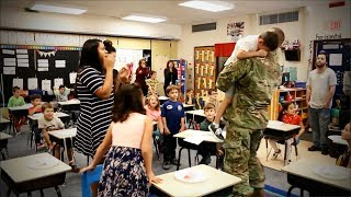 Soldiers Homecoming 😭 Soldiers Surprise Their Kids [Epic Life]