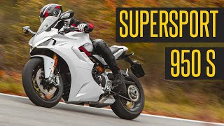 2021 Ducati Supersport 950 S Announced // First Impressions, Specs, Review
