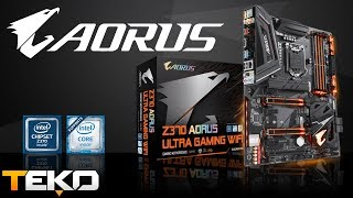 Z370 AORUS Ultra Gaming WiFi - Prezentacja