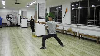 陳自強太極學堂 - 梨花槍