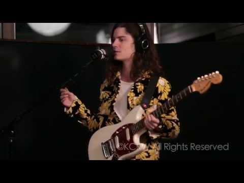 "BØRNS performing ""American Money"" Live at the Village on KCRW"