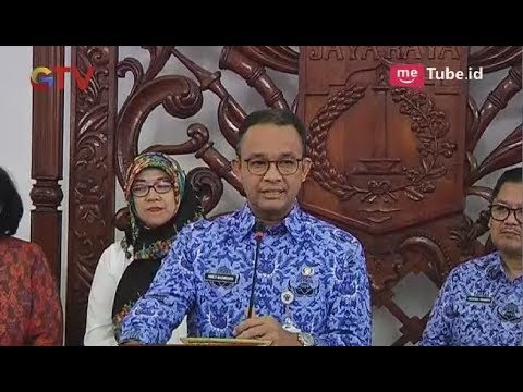 Anies Baswedan Batalkan Sholat Tarawih Akbar di Monas - BIP 22/05