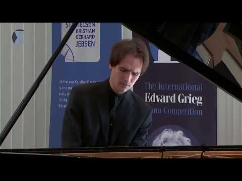 MIHKEL POLL: George Enescu Piano Sonata No. 1, Op. 24 No. 1 in Grieg Competition 2018
