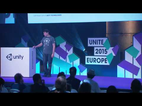 Physics in Unity 5.1 - Unite Europe 2015