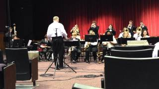 NHS Big Band 2015 MPA Brasilliance