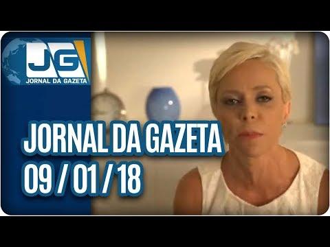 Jornal da Gazeta - 09/01/2017