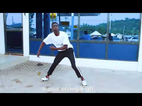 Kuami Eugene -aku shika official dance video cover by @asa Omega Gh...(@kuami Eugene,)