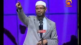 Zakir Naik Question & Answer Session Huda TV