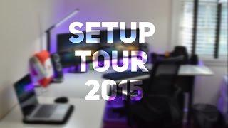 SETUP TOUR 2015!