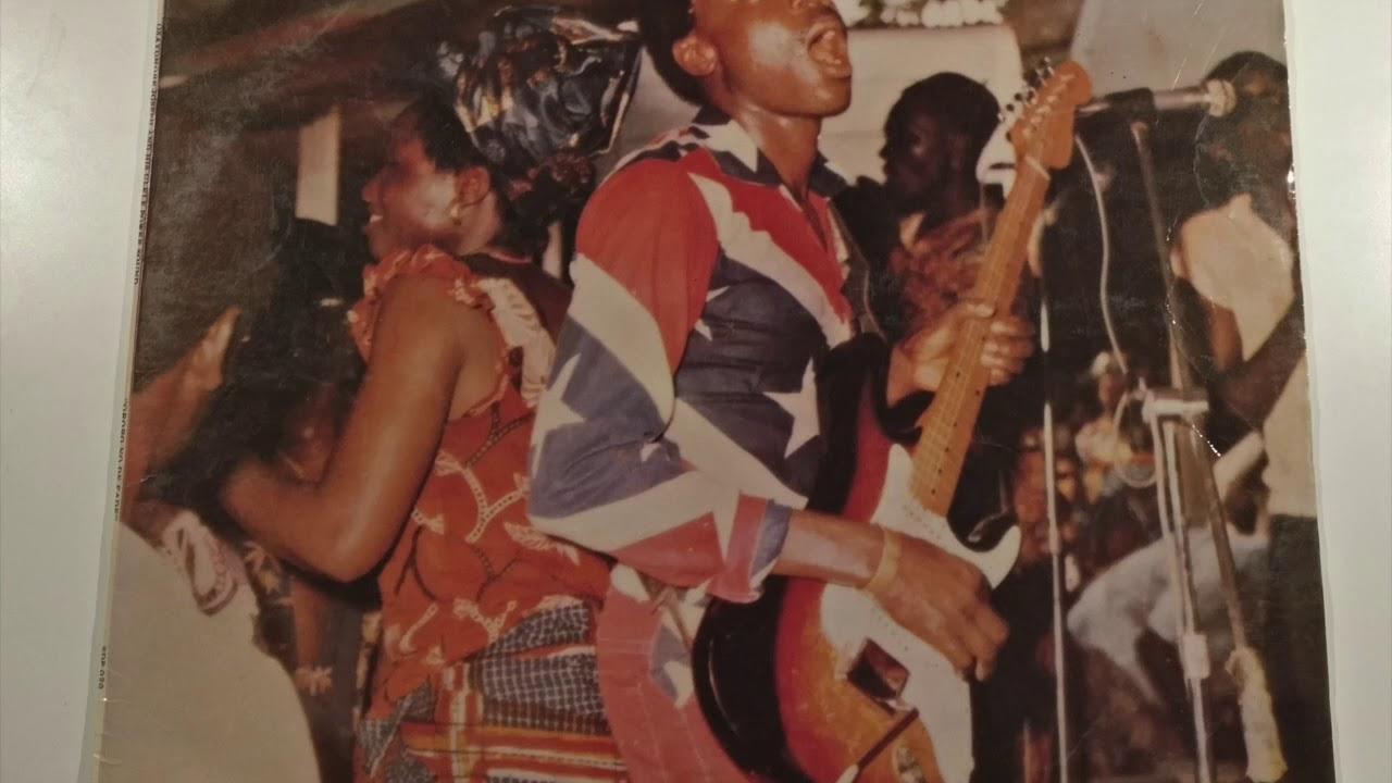 Download Osayomore Joseph and His Ulele Power Sound - Ororo No De Fade