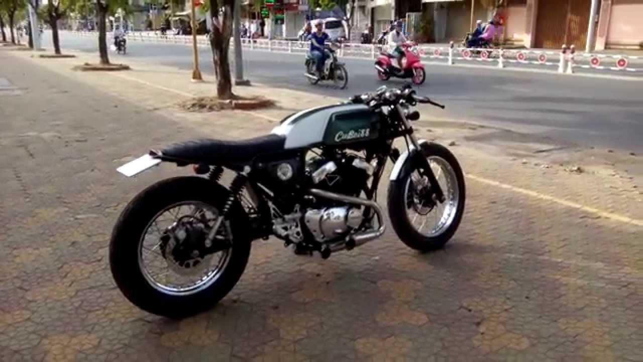Ver79 Yamaha Virago Cafe Racer
