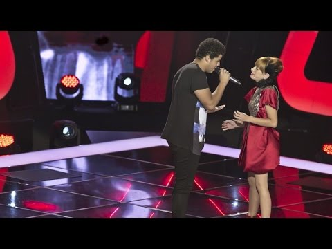 "Junior Oira - ""Rosa Sangue""   Provas Cegas  The Voice Portugal  Season 3"